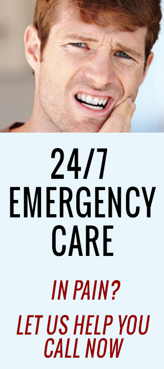 Mobile Banner image for Dental Emergencies the 24 Hour Clinic